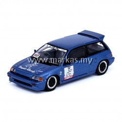 (PO) INNO MODELS INNO64 1/64 HONDA CIVIC Si E-AT TEMPLE RACING BY LOOP ANGELS