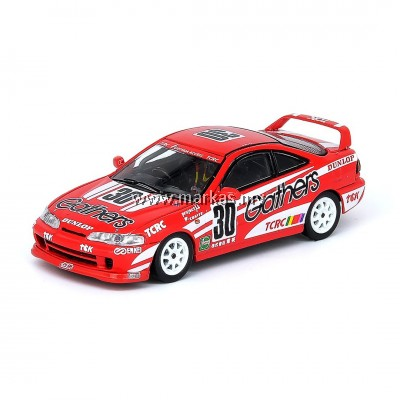 INNO MODELS INNO64 1/64 HONDA INTEGRA TYPE-R DC2 #30 GATHERS SUPER N1 ENDURANCE RACE 1996 CLASS 3 CHAMPION