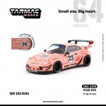 (PO) TARMAC WORKS 1/64 PORSCHE RWB 993 SOPRANOS (COINTANER INCLUDED)