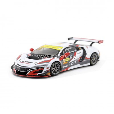 TARMAC WORKS 1/64 HONDA NSX GT3 MACAU GT CUP - FIA GT WORLD CUP 2017