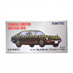 TOMICA LIMITED VINTAGE NEO LV-N41C NISSAN FAIRLADY Z - L2BY2 (GREEN)