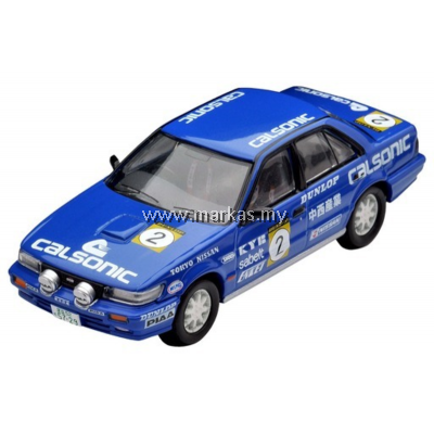 (PO) TOMICA LIMITED VINTAGE NEO LV-N185C NISSAN BLUEBIRD SSS-R CALSONIC #2