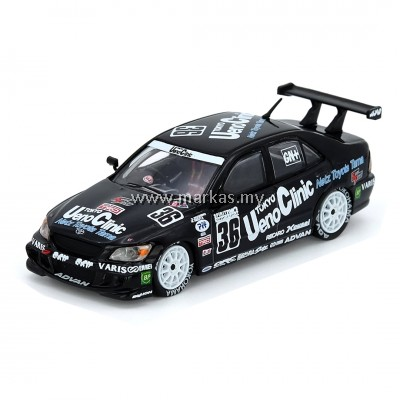 (PO) INNO MODELS INNO64 1/64 TOYOTA ALTEZZA #36 UENO CLINIC TOM'S SUPER TAIKYU 2000 FINAL ROUND CLASS WINNER