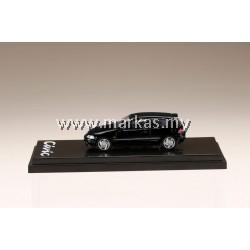 (PO) HOBBY JAPAN 1/64 HONDA CIVIC EG6 FLINT BLACK METALLIC