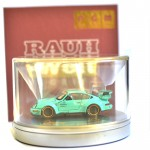 PGM 1/64 RAUH-WELT / RWB964  ROTATING BASE & TOOL (GREEN)