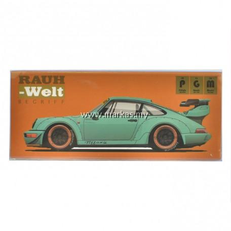 PGM 1/64 RAUH-WELT / RWB964 STANDARD BASE (GREEN)