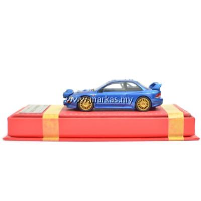 VIP MODELS 1/64 SUBARU WRC 22B (STANDARD WITH LIGHT POD)