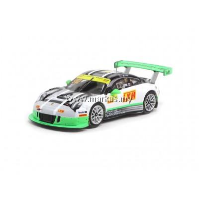 TARMAC WORKS 1/64 PORSCHE 911 GT3 R MACAU GT CUP - FIA GT WORLD CUP 2016 - 2ND PLACE KEVIN ESTRE