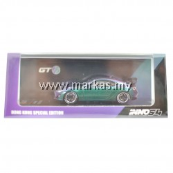 INNO MODELS INNO64 1/64 TOYOTA GT86 2014 MAGIC PURPLE HONG KONG SPECIAL EDITION