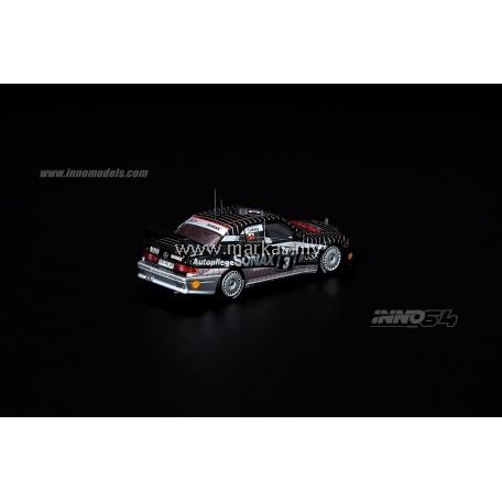 "INNO MODELS INNO64 1/64 MERCEDES 190E EVO II #3 ""BOSS /SONAX"" DTM 1992"