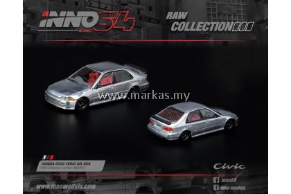 INNO MODELS INNO64 1/64 HONDA CIVIC FERIO SiR EG9 RAW EDITION