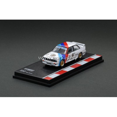 (PO) TARMAC WORKS JAPAN EXCLUSIVE 1/64 BMW M3 WARSTEINER #1