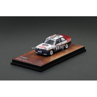 (PO) TARMAC WORKS JAPAN EXCLUSIVE 1/64 BMW M3 MOTUL RACING BMW #10