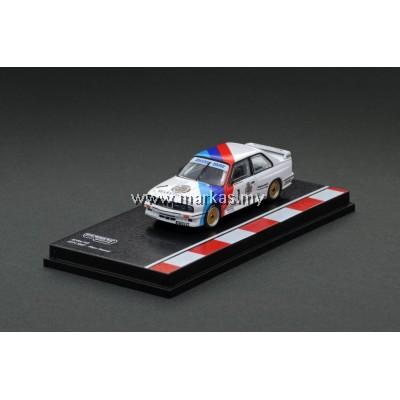 TARMAC WORKS JAPAN EXCLUSIVE 1/64 BMW M3 WARSTEINER #1