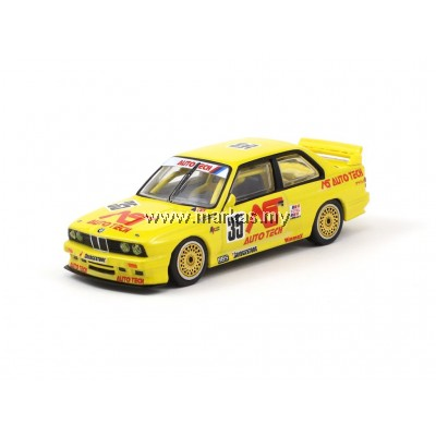 TARMAC WORKS X TK COMPANY 1/64 BMW M3 JTCC 1991 #35 **TOKYO AUTO SALON 2020*