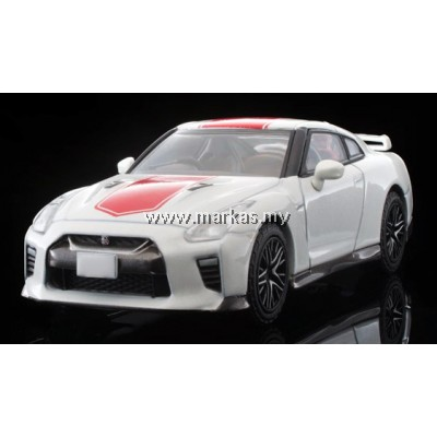 (PO) TOMICA LIMITED VINTAGE NEO LV-N200C NISSAN GT-R 50TH ANNIVERSARY (WHITE)