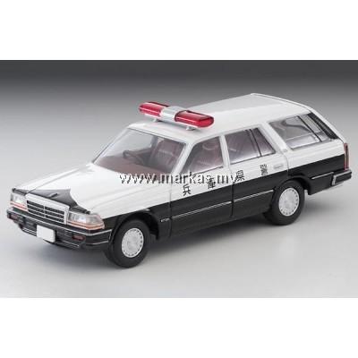 (PO) TOMICA LIMITED VINTAGE NEO LV-N215A NISSAN GLORIA VAN DX PATROL CAR HYOGO PREFECTUAL POLICE