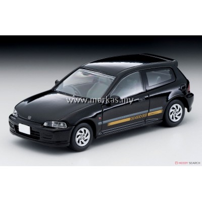 (PO) TOMICA LIMITED VINTAGE LV-N48G HONDA CIVIC Si 20TH ANNIVERSARY MODEL BLACK
