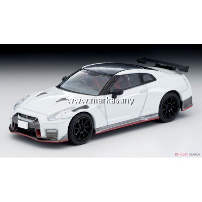 (PO) TOMICA LIMITED VINTAGE NEO LV-N217A NISSAN GT-R NISMO 2020 WHITE