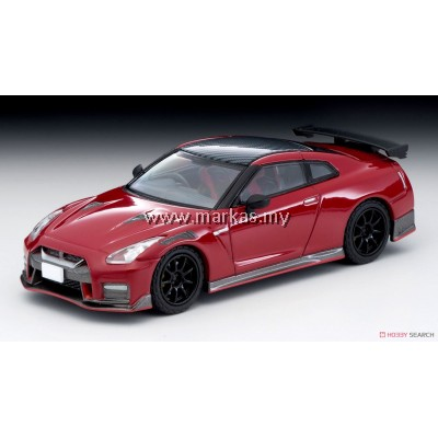 (PO) TOMICA LIMITED VINTAGE NEO LV-N217B NISSAN GT-R NISMO 2020 RED