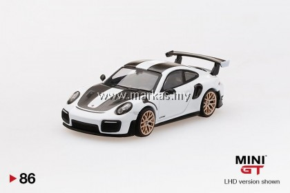 Pre-order MINI GT 1:64 Porsche 911 991 GT2 RS Guards Red LHD