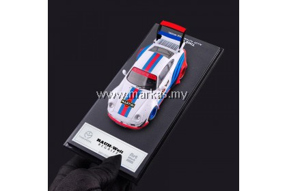 TIME MODEL X ARTWORK 1/64 RWB 993 MARTINI HIGH WING LIMITED EDITION