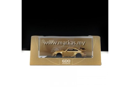 TIME MODEL X WOKESHOP 1/64 RWB 993 GOLD BLACK ISLE FALLOUT