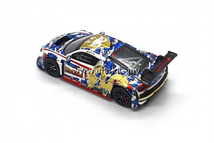 POP RACE 1/64 AUDI R8 LMS MACAU GRAND PRIX 2020 EVISU