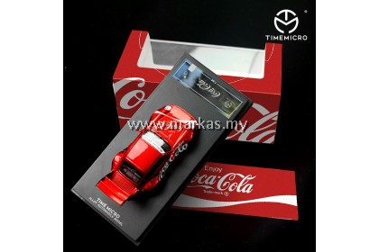 TIME MICRO 1/64 RWB 993 HIGH WING COCA COLA LIVERY