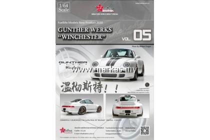FUELME MODELS 1/64 GUNTHER WERKS 993 WINCHESTER VOL.05