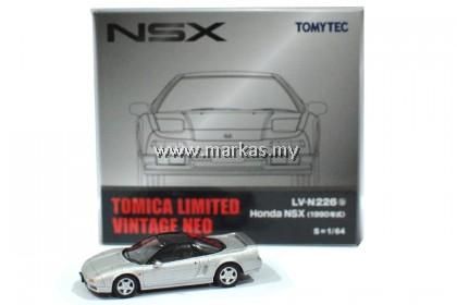 TOMICA LIMITED VINTAGE NEO LV-N226B HONDA NSX 1990 SILVER