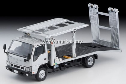 TOMICA LIMITED VINTAGE NEO LV-N221A NISSAN ATLAS (H42) HANAMIDAI AUTOMOBILE SAFETY LOADER BIG WIDE SILVER