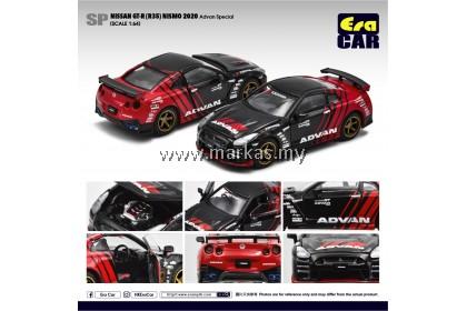 ERA CAR 1/64 #SP NISSAN GT-R NISMO 2020 ADVAN SPECIAL