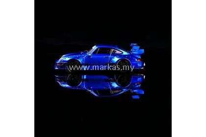 CM MODEL 1/64 PORSCHE RWB 993 NEW METAL BLUE