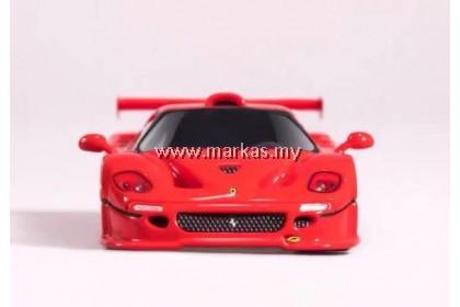 YM MODEL 1/64 FERRARI F50 GT WING RED