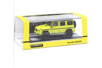 TARMAC WORKS ROAD64 1/64 MERCEDES AMG GT3 ELECTRIC BEAM / YELLOW LIMITED EDITION