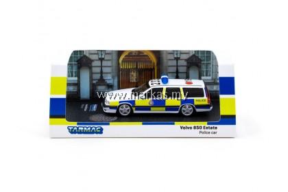 TARMAC WORKS HOBBY64 1/64 VOLVO 850 ESTATE POLICE CAR