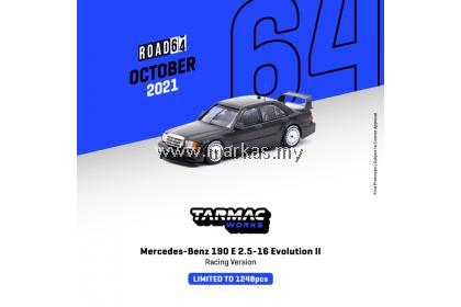 TARMAC WORKS ROAD64 1/64 MERCEDES-BENZ 190E 2.5-16 EVOLUTION II