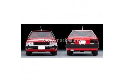 TOMICA LIMITED VINTAGE OGIKUBO DAMASHII VOL.007 NISSAN SKYLINE 2000 TURBO GT-ES RED
