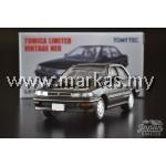 TOMICA LIMITED VINTAGE NEO LV-N147b TOYOTA COROLLA GT205 1990 (BLACK)