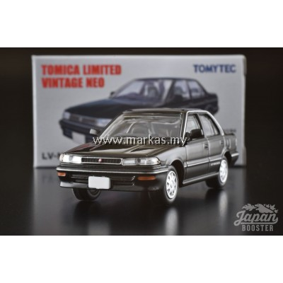 TOMICA LIMITED VINTAGE NEO LV-N147b TOYOTA COROLLA GT205 1990 (BLACK)