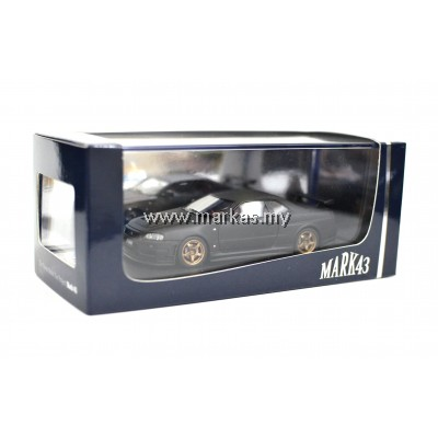 MARK43 1/43 NISMO R34 GT-R Z-TUNE MATTE BLACK