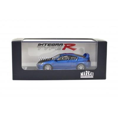MARK43 1/43 HONDA INTEGRA TYPE R DC5 ARTIC BLUE (CARBON BONET)