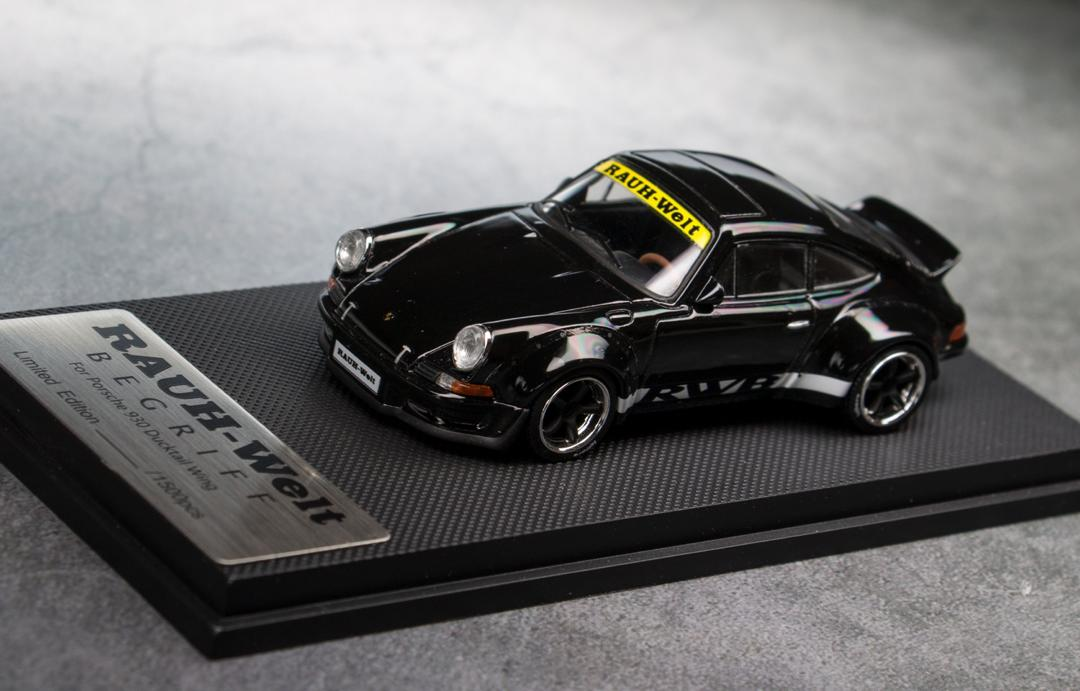 Model Collect 1:64 Scale Porsche 930 RAUH-Welt Begriff RWB Diecast Car Model